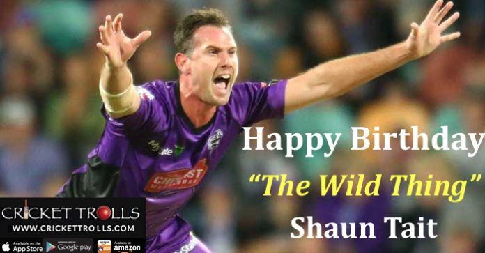 Happy Birthday Shaun Tait – The Wild Thing  http://www.crickettrolls.com/2016/02/22/happy-birthday-shaun-tait-the-wild-thing-22nd-feb/