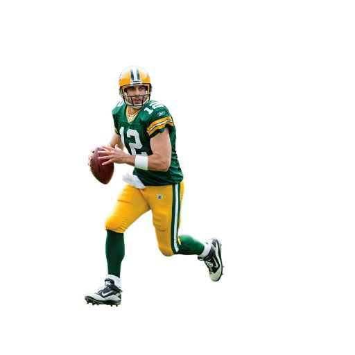 Aaron Rodgers Green Bay Packers QB No. 12 stats, interviews and stories, videos, bloopers, merchandise and more. Aaron Rodgers #12 Position:  Quarterback Height:  6′ 2″  Weight:  225 Years Pro:  7  College:  California Twitter: @AaronRodgers12 Facebook: https://www.facebook.com/aaron.c.rod.9 Stats (from NFL.com) http://www.nfl.com/player/aaronrodgers/2506363/profile Amazon.com Widgets This is Aaron Rodgers. Jeremy Schaap, one of …