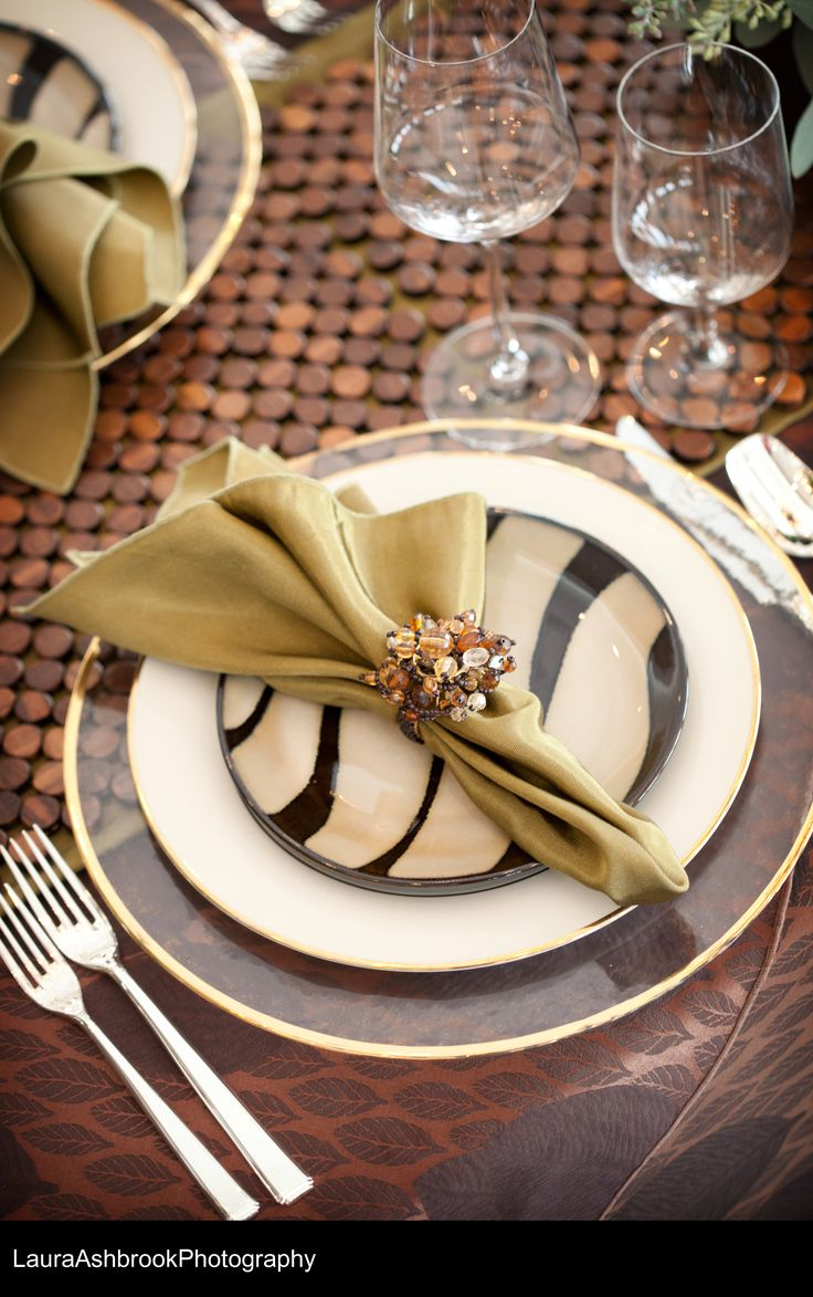 Safari Themed Wedding – Featured on Style Me Pretty