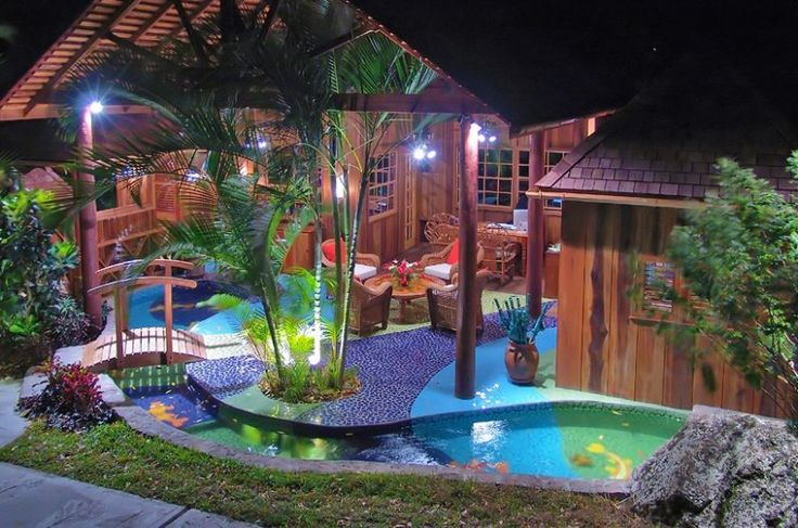 Room layout at the Ladera Resort #StLucia #Carribean #Laderaresort
