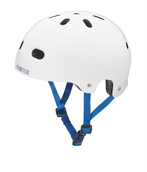 Pryme 8 V2 White Helmet - Helmets - Accessories - Accessories / Components