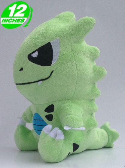 Pokemon Tyranitar Plush Doll PNPL8162