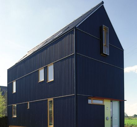 Marley Eternit Fibre Cement Sheeting Gable Sadeltak
