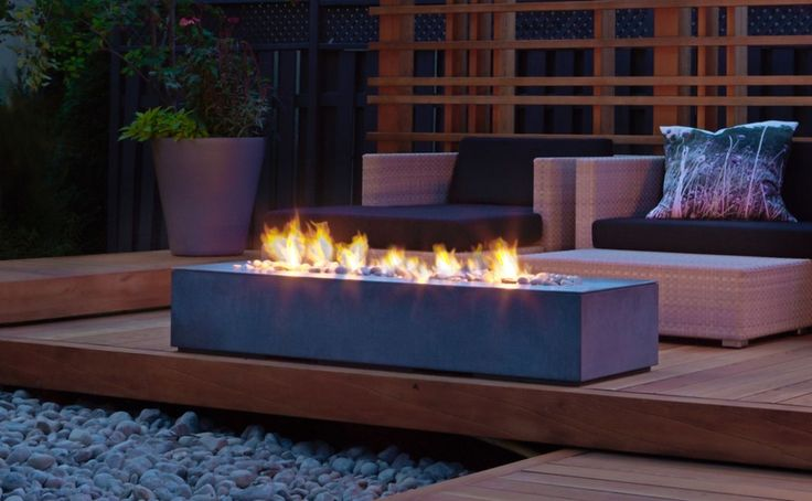 1000+ Ideas About Outdoor Gas Fire Pit On Pinterest