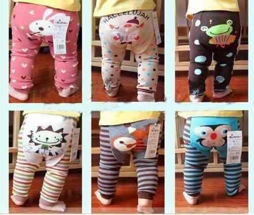 Leggins Para Bebe Niño Niña Mallas Pantalones Pijama Pants - Coyoacán - Distrito Federal - Niños - Bebés