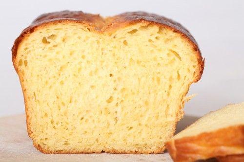 no knead brioche (24 / 48 uur rijzen)