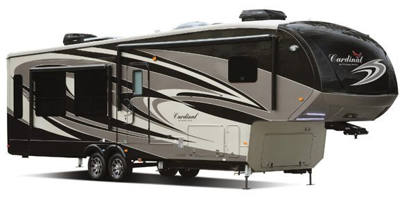 Five Of The Best Fifth Wheel Rvs For 2018
