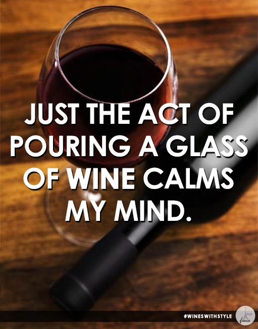Who can relate?! :)  #winelover #wine #quote #winequote
