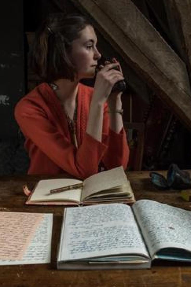 Anne Frank - Kaum jemand schrieb so authentisch über sein Leben