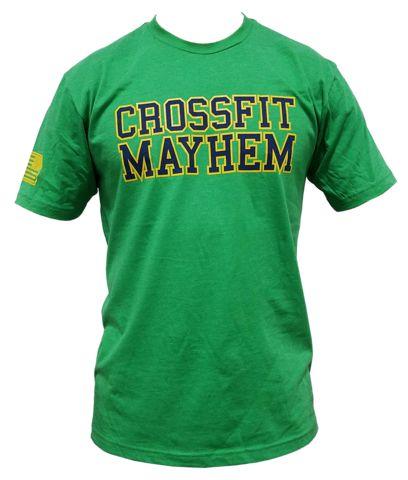 CF Mayhem Game Day Tee-Green