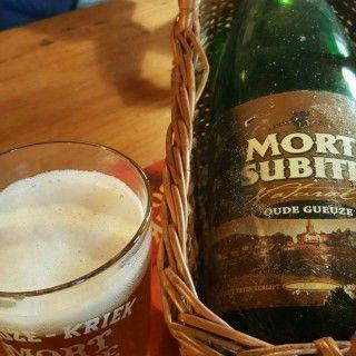 Oude Gueuze (2008) - Brouwerij Mort Subite - Untappd
