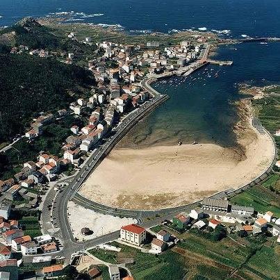 Porto de Camelle. Camariñas. Costa da Morte (A Coruña). Galicia. Spain.