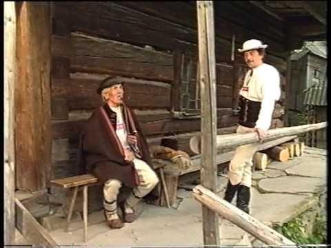 Polish folklor Beskid Śląski