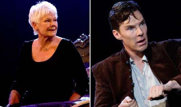 Judi Dench to star with Benedict Cumberbatch in Shakespeare<=== this makes me happy...