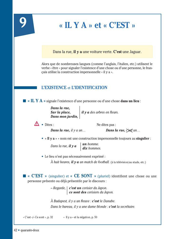 Grammaire progressive du français niveau intermédiaire - 3e éd.