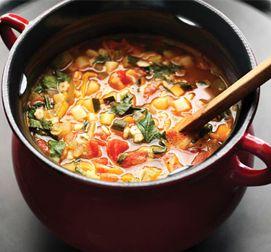 Chunky Autumn Veg Soup