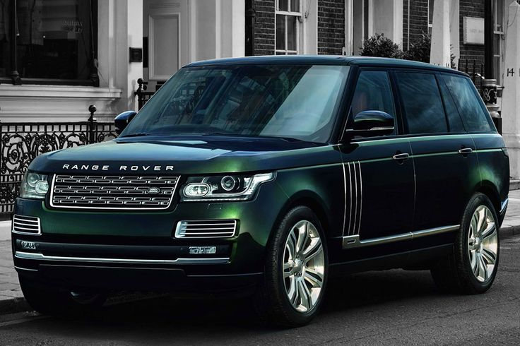 Two of England's most storied manufacturers come together to create the Holland & Holland Range Rover. Based on the Range Rover Autobiography Black - already the most luxurious ride in the company's catalogue - this highly-limited SUV stands out thanks...