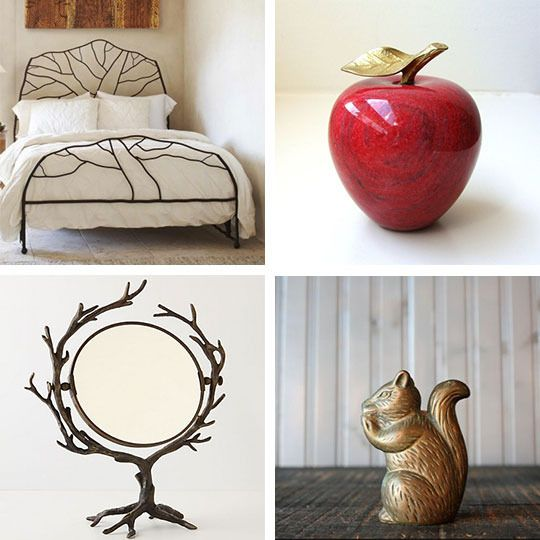 Who's the Fairest? Snow White Inspired Decor