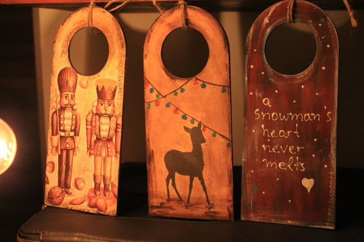 love christmas handmade gifts