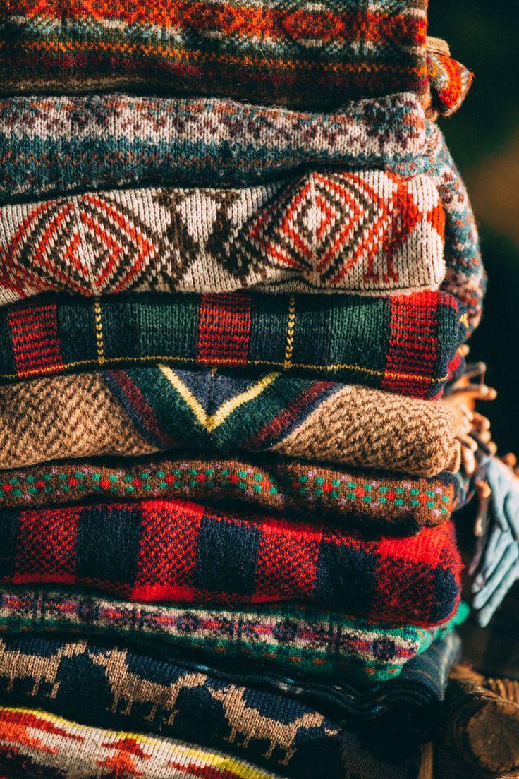 Strick, Stulpen und Schals: Knit muss im Herbst mit! #Herbst #Knitfashion