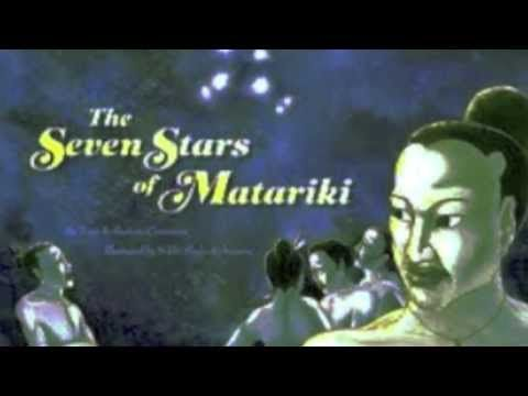 This clip tells the Matariki myth of Tamarereti.