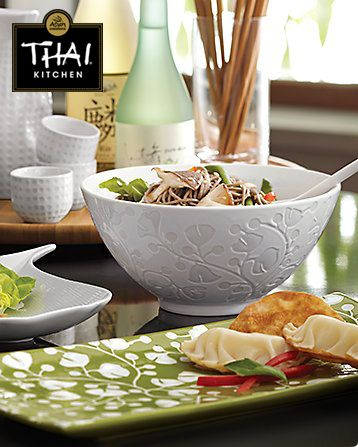 SUPERB asian style square plates such