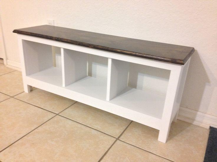 25 Best Ideas About Shoe Cubby Bench On Pinterest Shoe Cubby Storage Hallway Storage Bench
