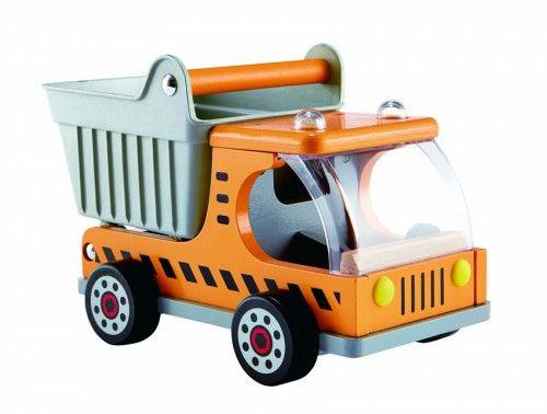 Hape Dumper truck - Lek - Barnas Hus