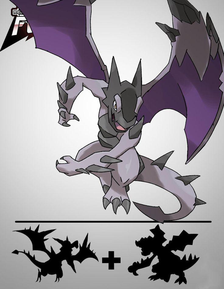 Fusion # 15 - Gargoyle by rey-menn on DeviantArt