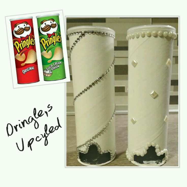 Pringle's upcycle