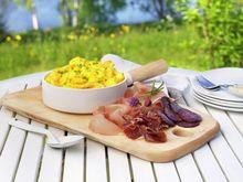 Spekemat med eggerøre
