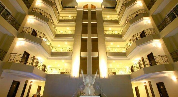 泊ってみたいホテル・HOTEL|タイ>パタヤ・セントラル>セカンドパタヤロード沿いのモダンなホテル>LK ルネッサンス(LK Renaissance)