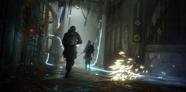 The Division / Expansión 1: Subsuelo (Underground) #TheDivision #Underground #TheDivisionUnderground #DLC #Expansion #Subsuelo #Shooter #games #videogames #ubisoft #multiplayer #postapocaliptico