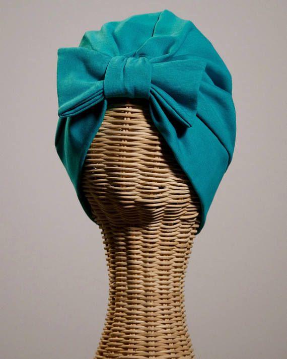 Bandalina Turban Turquoise