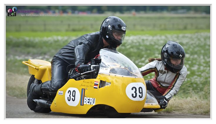 Triumph Sidecar by Dennis Kok on 500px