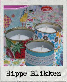 Diy Hippe Blikken | Robin Magazine