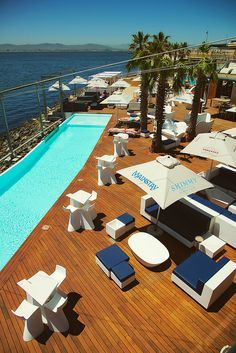 Shimmy Beach Club - 12 S Arm Rd, V & A Waterfront, Cape Town