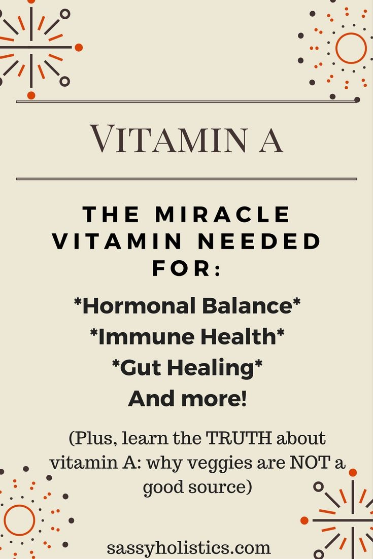 I LOVE VITAMIN A! So many issues can be related to vitamin A deficiency. The 2 most abundant sources of retinol are liver and cod liver oil- 2 things which I had never even heard of until a few years ago (seriously, I didn't know people could eat liver!). I am sure... #butter #eyehealth #healthy