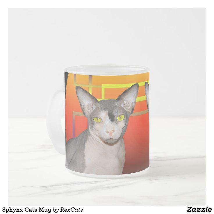 Sphynx Cats Mug