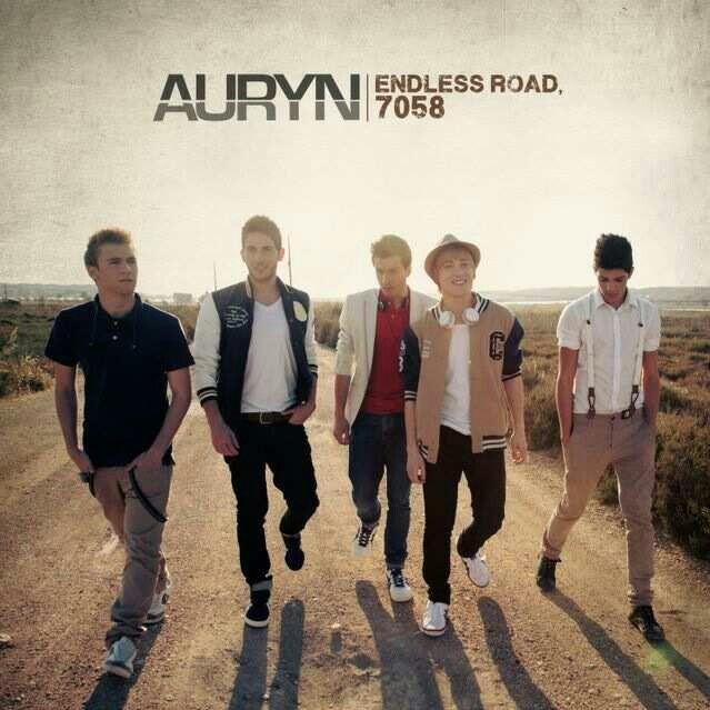 Auryn: Endless road. 7058 - 2011.