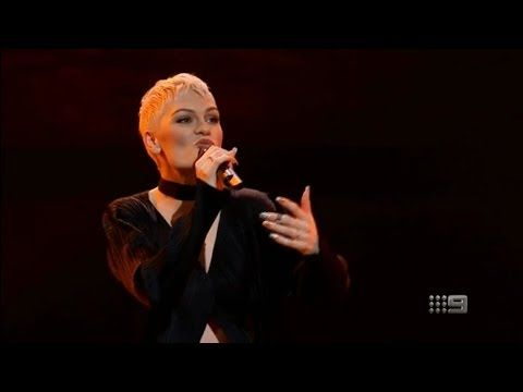 """The Voice Australia 2016 ♫ Special - Jessie J sings """"I Have Nothing"""""""