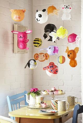 japanese animal balloons