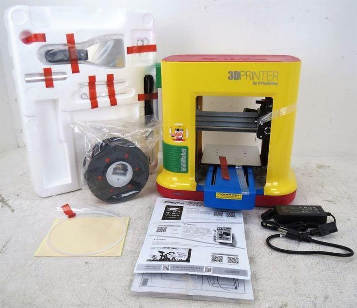 XYZprinting da Vinci miniMaker 3D Printer #printer #minimaker #vinci #xyzprinting