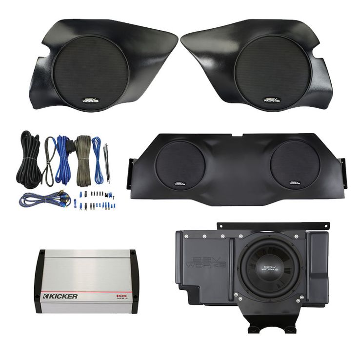 501beed149cc8d3133587d5aa9512f54 speaker system rzr xp 19 best audio video images on pinterest speaker system, speakers ssv works wp-id5 wiring harness at gsmportal.co