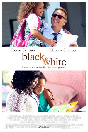 Black or White in DVD and Blu-Ray