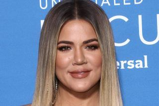 Khloe Kardashian's Nose Looks Incredibly Different Without Makeup - http://viralfeels.com/khloe-kardashians-nose-looks-incredibly-different-without-makeup/