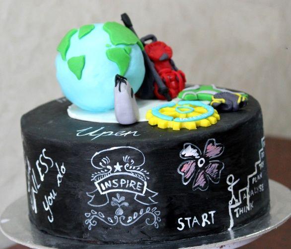 Nova tendência em festas, bolo-lousa permite criar decoração personalizada - Gravidez e Filhos - UOL Mulher