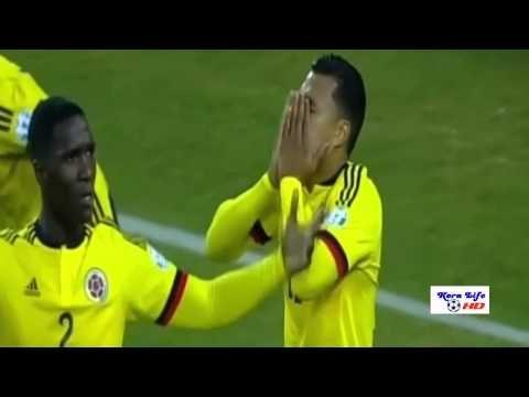 Brazil vs Colombia 0-1 Goals  Colombia vs Brasil Copa America 2015