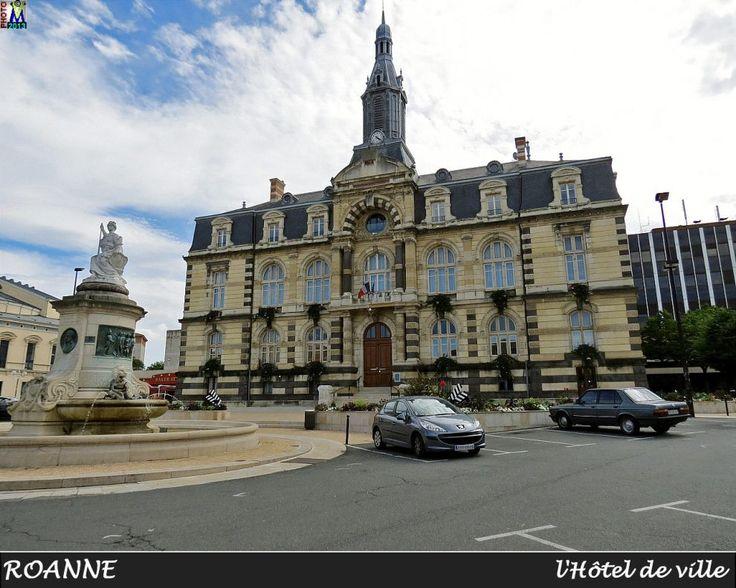 ROANNE - Loire