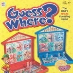 "Guess Where? | Board Game | I put the ""Guess Who?"" game on my wish list that I went over with the parents of my students at curriculum night. Today I got this instead...Guess Where?...and it's PERFECT! I didn't know it existed but now I can put it at a station and they can practice which family member is located where in the house...family vocab, house vocab AND best of all...ESTAR practice!! I appreciate the great parents in my district for helping out!"